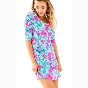 NWT Lilly Pulitzer Raz Berry Lobsters in Love